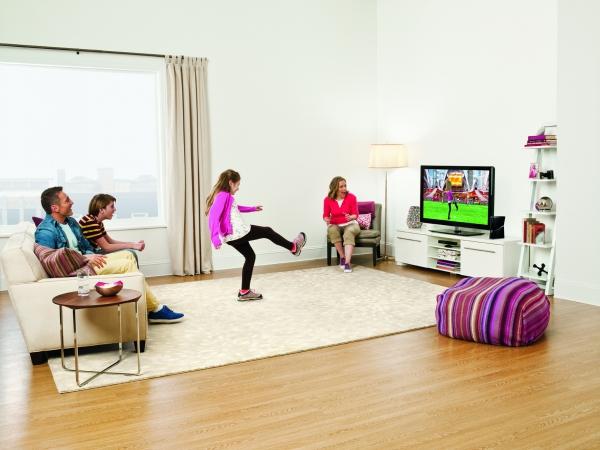 Microsoft Kinect pro Xbox 360