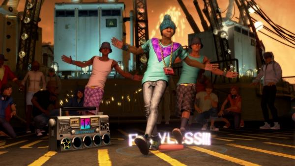 Dance Central MTV Games