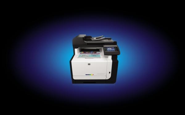 Multifunkce HP LaserJet Pro CM1415