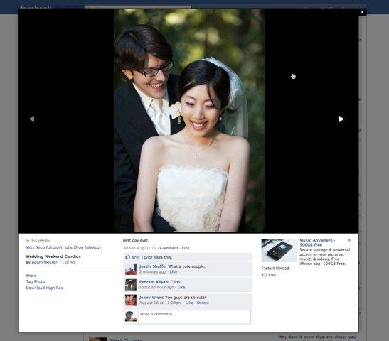 Nový prohlížeč snímků překryje okno