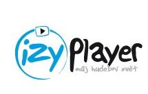 """izyPlayer umožňuje pustit """"rádio"""" určitého hudebního oblíbence."""