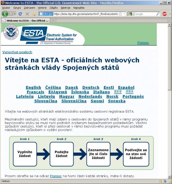 Podvodné weby mohou uživatele zmást i proto, že originální web vypadá dost uboze…