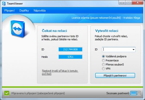TeamViewer 5.1