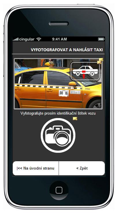 Virtuální taxametr – Ověřte si, zda vás taxikáři neokrádají