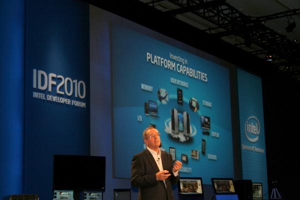 Paul Otellini, prezident a CEO společnosti Intel