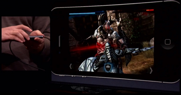 Hra Project Sword na iPhone