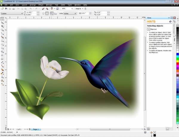 CorelDRAW Home & Student Suite X5
