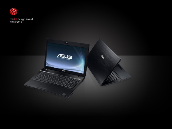 Notebooky ASUS řady B a P