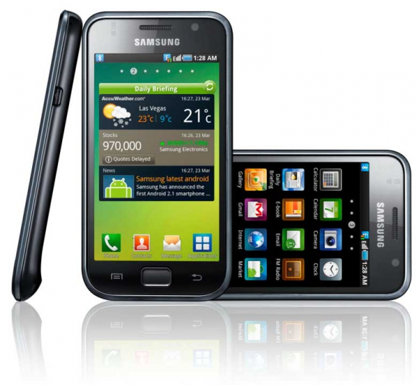 Samsung Galaxy S (model GT-I9000)