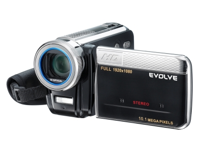 Digitální HD/FullHD videokamery Evolve