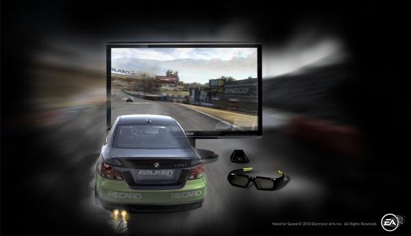 3D monitor Asus VG236