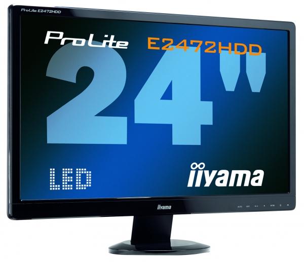 LCD iiyama ProLite E2472HDD
