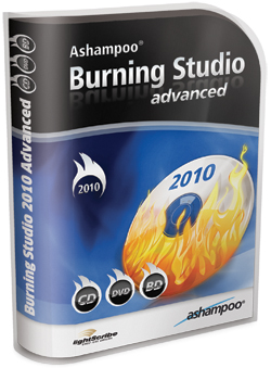 Burning Studio 2010 Advanced