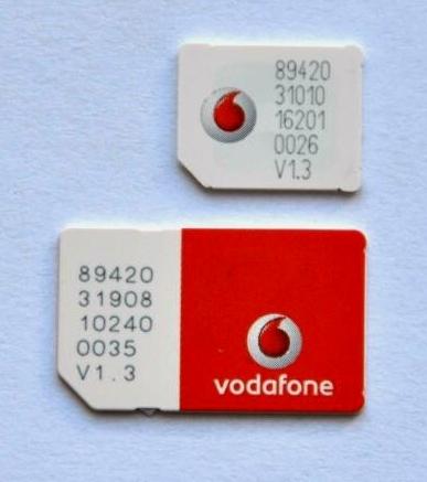 Vodafone nabídne SIMky pro iPad