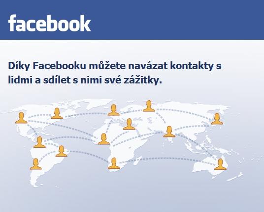 Facebook nejsou jen přátelé a zábava...