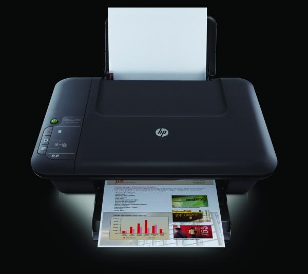HP All-in-One Deskjet 2050