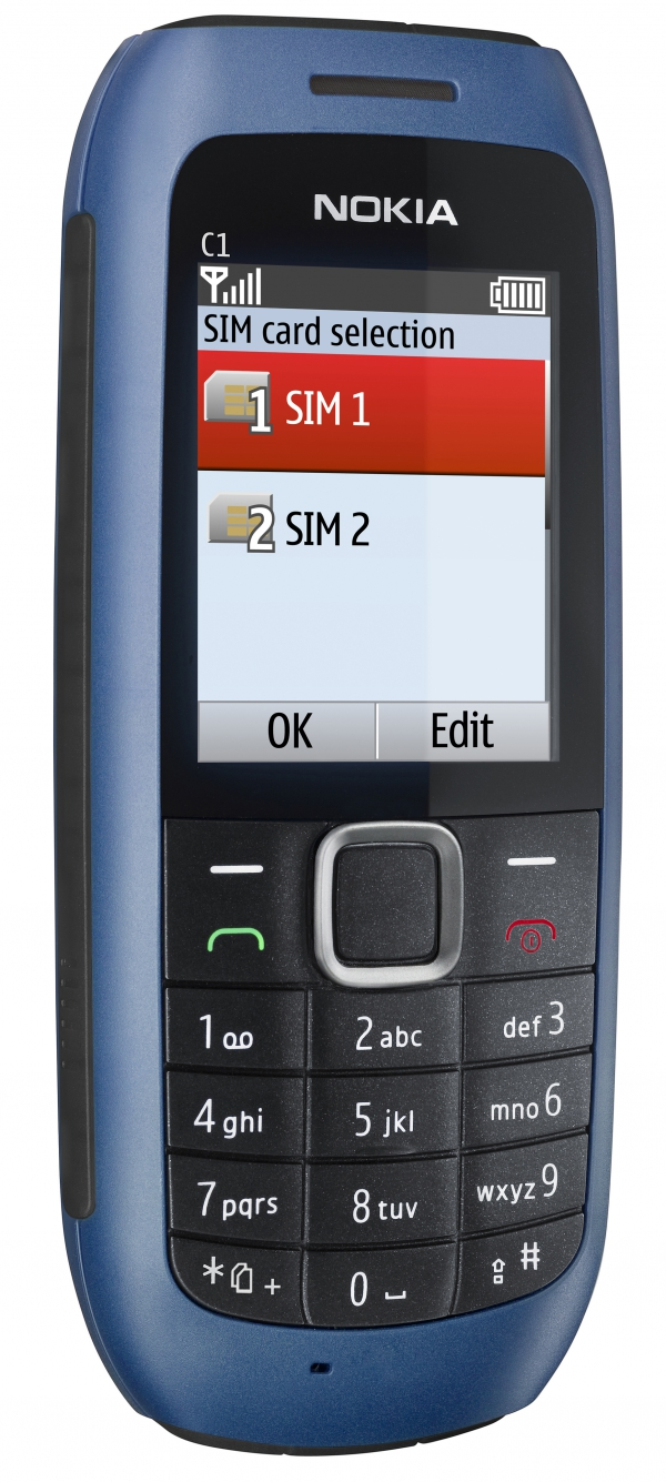 Nokia C1 (C1-00)