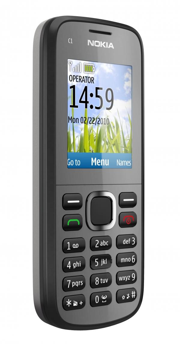 Nokia C1 (C1-02)