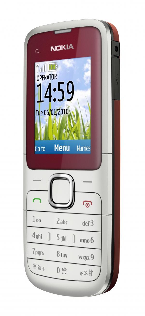 Nokia C1 (C1-01)