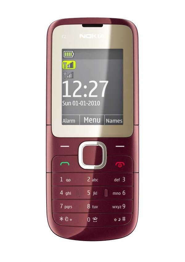 Nokia C2 (C2-00)