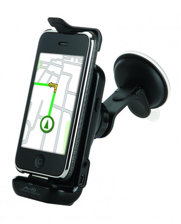 GPS držák do auta pro iPhone a iPod Touch