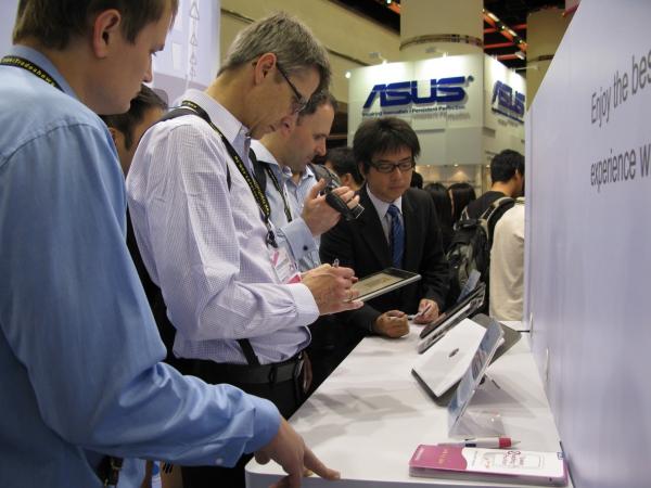 Asus na Computexu 2010