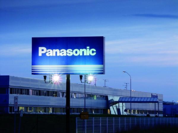 Továrna Panasonic - Plzeň