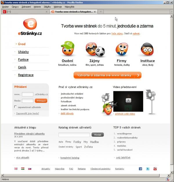 www.estranky.cz