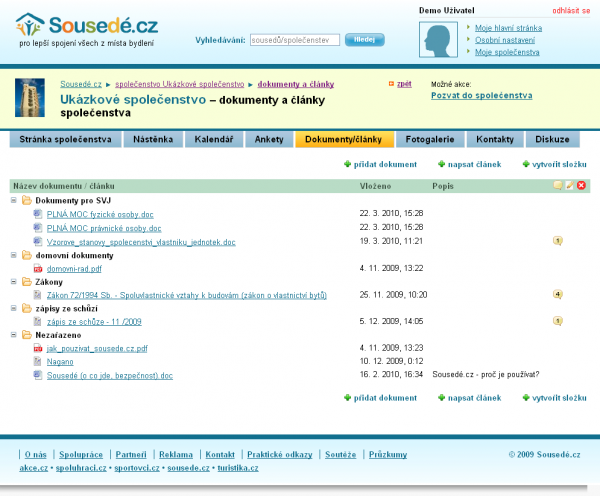 Sousede.cz