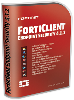 FortiClient Endpoint Security 4.1.2