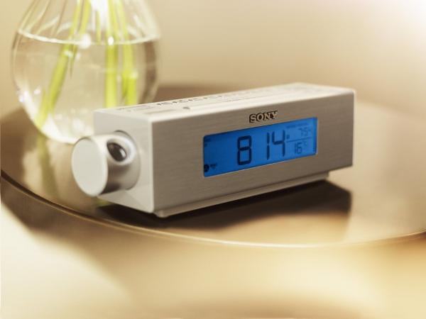 Sony ICF-C717PJ