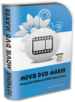 Sothink Movie DVD Maker 3.4