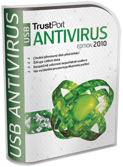 TrustPort USB Antivirus 2010
