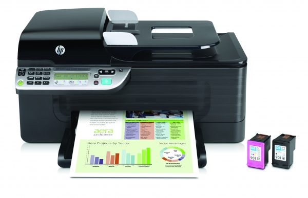 HP Officejet 4500 Wireless All-in-One