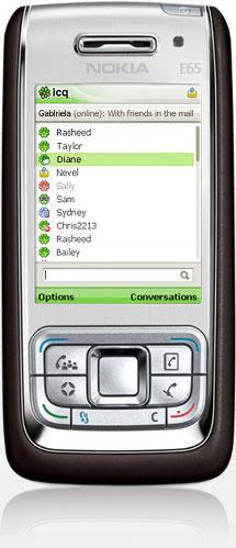 ICQ v mobilech