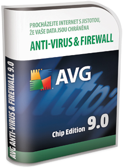 AVG 9.0 Chip Edition