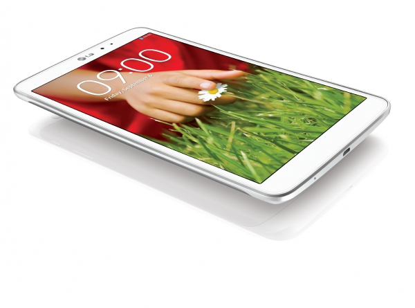 LG G Pad 8.3 - první tablet od LG a rovnou s Full HD displejem