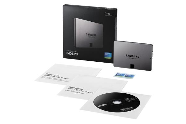 SSD disky Samsung 840 EVO