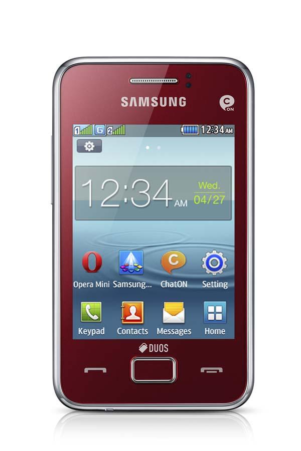 Samsung Rex 80