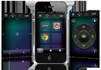 Aplikace Qremote pro Android a iOS usnadňuje ovládání