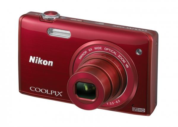 Coolpix S5200