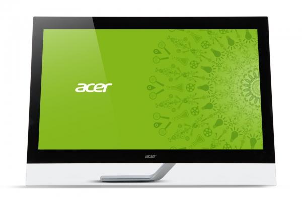 """23"""" a 27"""" dotykové monitory Acer T2"""