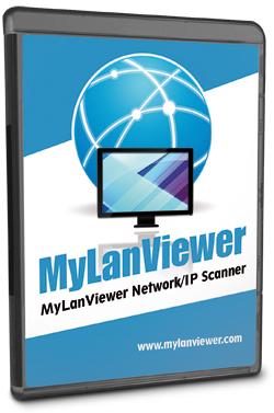 my lan viewer network/ip scanner