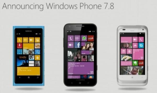 Windows Phone 7.8 je už na serverech společnosti Microsoft