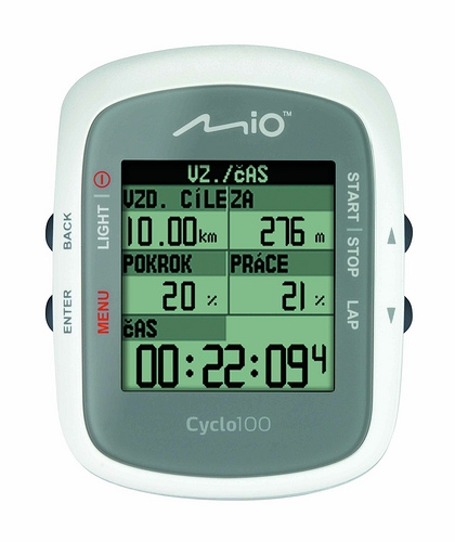 Mio Cyclo 100 a Mio Cyclo 105