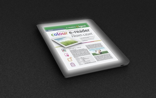 PocketBook bude dělat barevné E-Ink čtečky