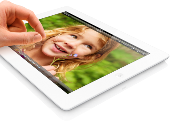 iPad 4. generace