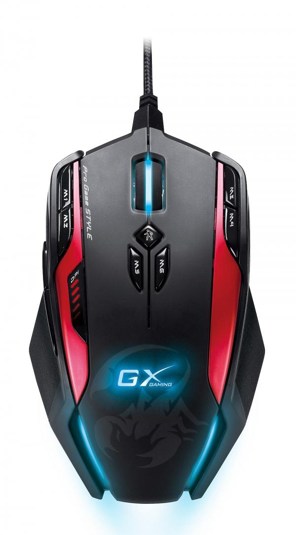 Genius GX gaming Gila