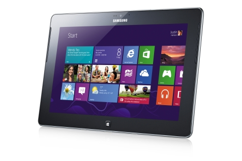 Tablet Samsung ATIV Tab