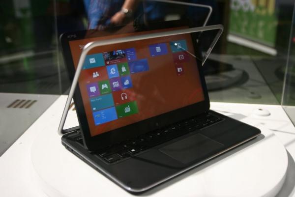 Připravovaný Dell XPS